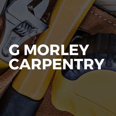 G Morley Carpentry