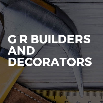 G R builders and  decorators