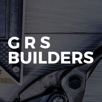 G r s builders