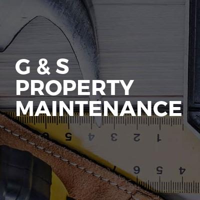 G & S property maintenance