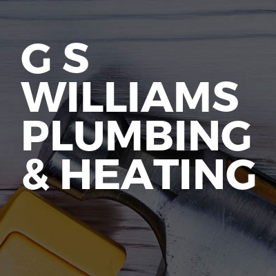 G S Williams Plumbing & Heating
