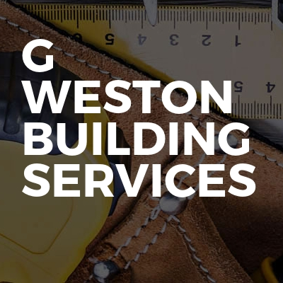 G Weston Building Services
