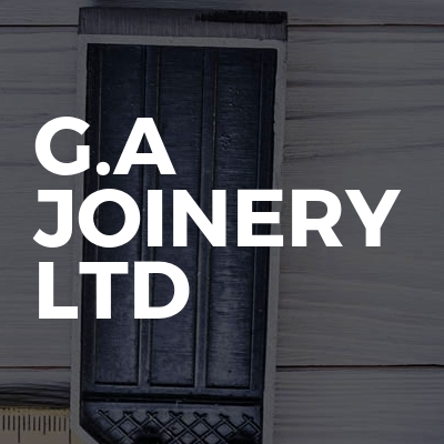 G.A Joinery Ltd