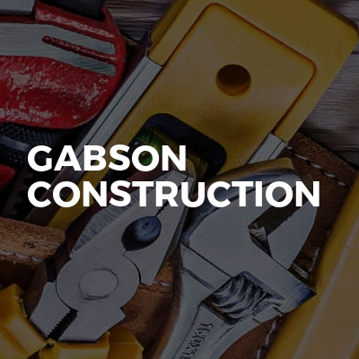 GABSON CONSTRUCTION