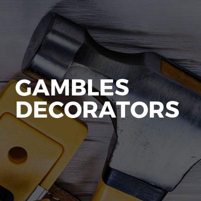 Gambles Decorators