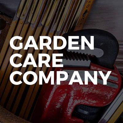 Garden Care Company