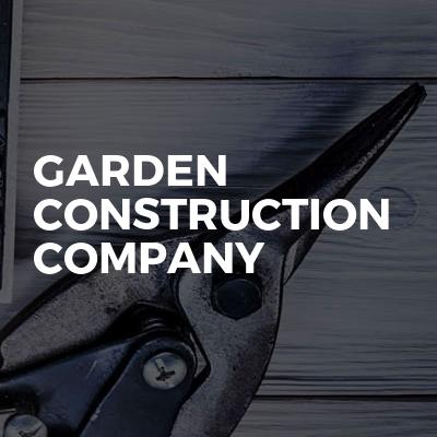Garden Construction Company