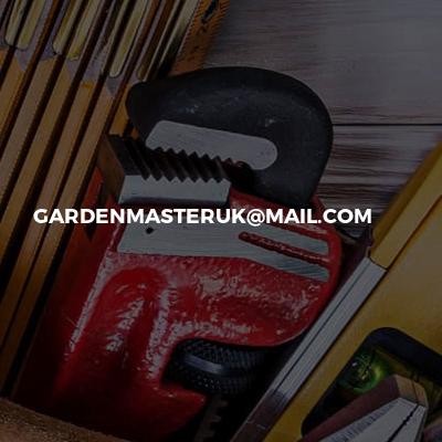 Gardenmasteruk@mail.com
