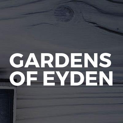 Gardens of eyden