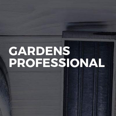Gardens Professional