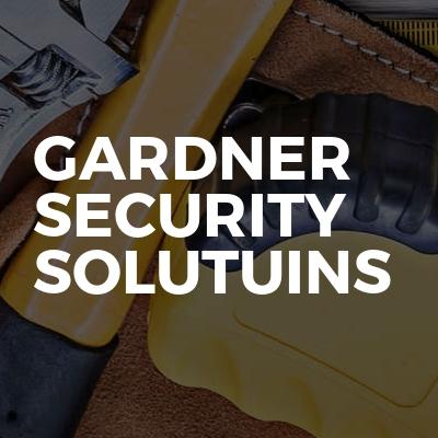 Gardner Security Solutuins