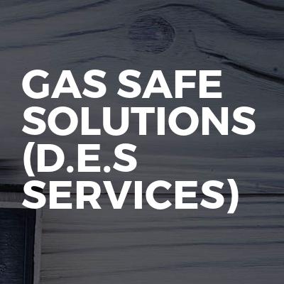Gas Safe Solutions (D.E.S Services)