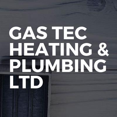 GAS TEC HEATING & PLUMBING  LTD