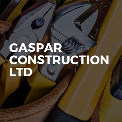 GASPAR CONSTRUCTION LTD