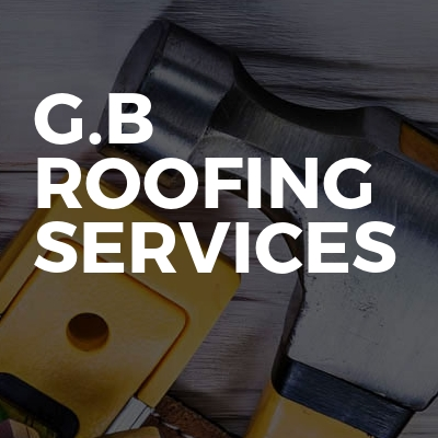 G.B Roofing Services