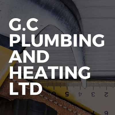 G.C Plumbing And Heating LTD