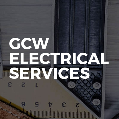 GCW ELECTRICAL SERVICES