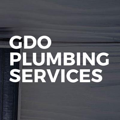GDO Plumbing Services