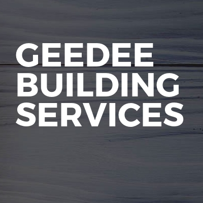 GeeDee Building Services