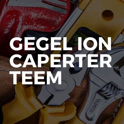 Gegel Ion Caperter Teem