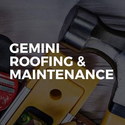 Gemini Roofing & Maintenance