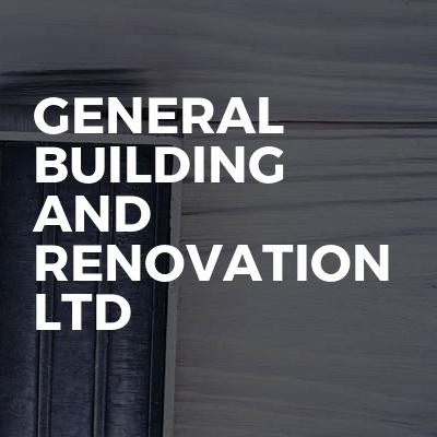 General Building and Renovation Ltd