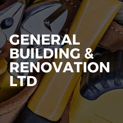 General Building & Renovation Ltd