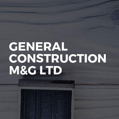 General Construction M&G Ltd