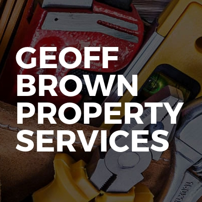 Geoff brown property services