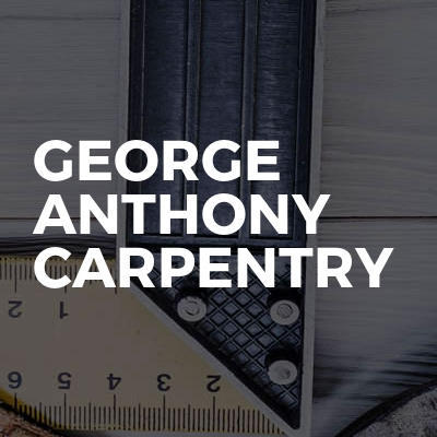 George Anthony Carpentry Ltd