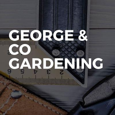 George & Co Gardening