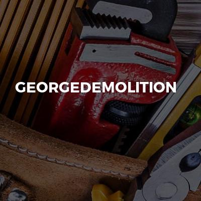 Georgedemolition