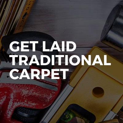 Get Laid Traditional Carpet