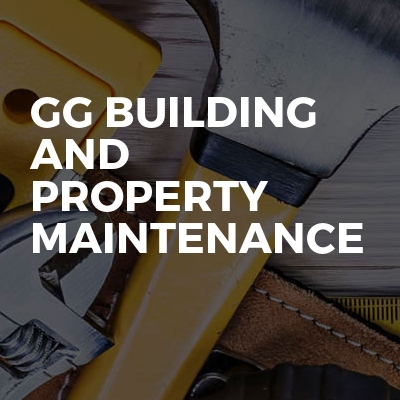 GG BUILDING AND PROPERTY MAINTENANCE