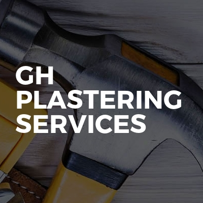 GH PLASTERING SERVICES