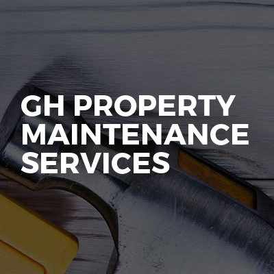 GH Property Maintenance Services