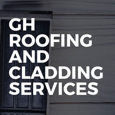GH Roofing and cladding services