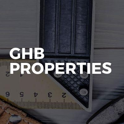GHB Properties