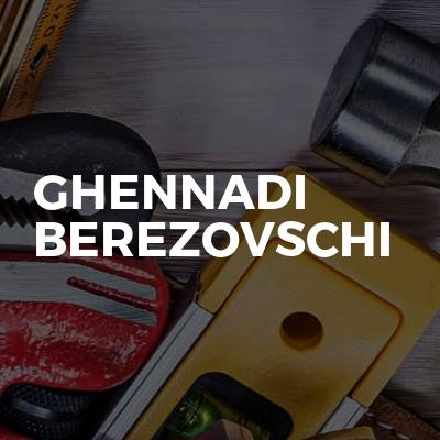 Ghennadi Berezovschi