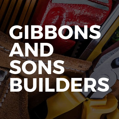 Gibbons and sons builders