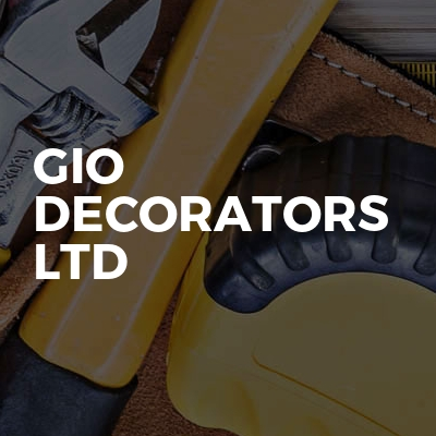 Gio Decorators Ltd