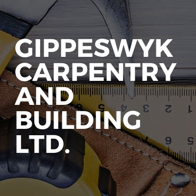 Gippeswyk Carpentry And Building Ltd.