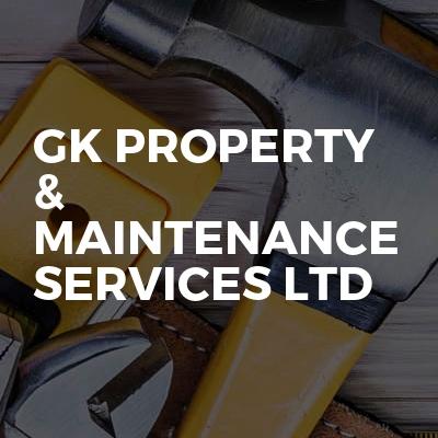 GK Property & Maintenance Services Ltd