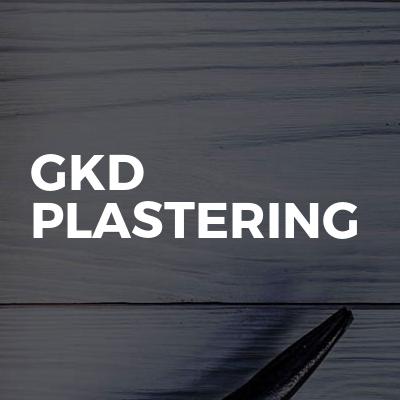 GKD PLASTERING