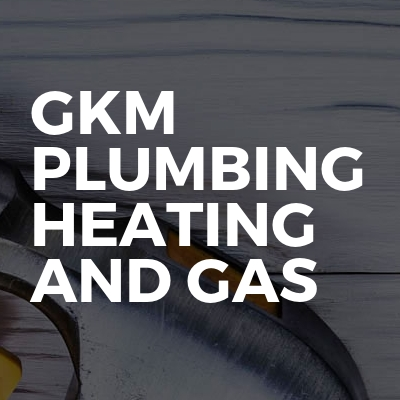 GKM plumbing heating and gas
