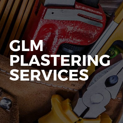 GLM PLASTERING SERVICES