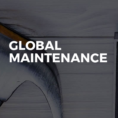 Global Maintenance