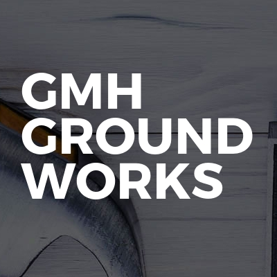 GMH Ground works