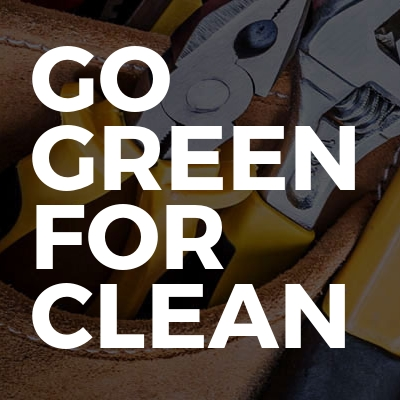 Go Green For Clean