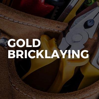 Gold Bricklaying